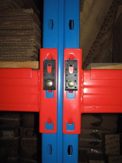 Pallet Rack of Shelves From Nova Logistics