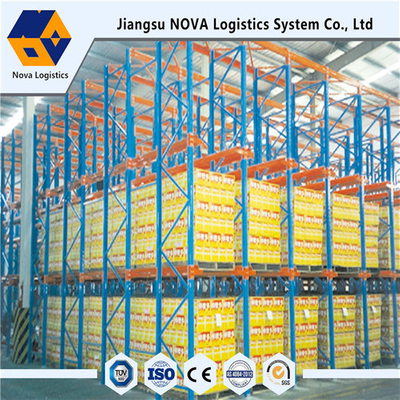 Heavy Duty Drive in Racking From Nova Racking System