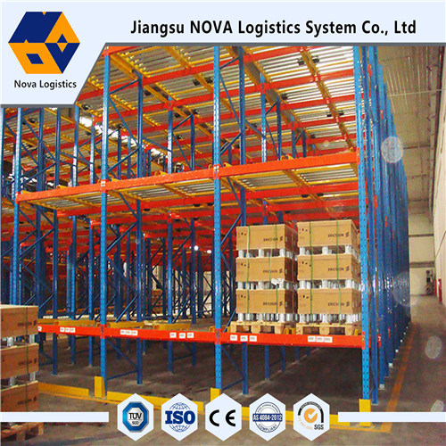 Gravity Pallet Racking with High Quality and Well Sold