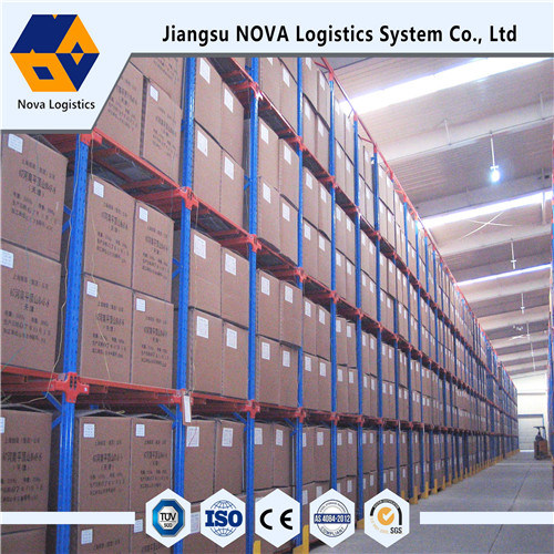 Heavy Duty Drive in Pallet Rack for Warehouse Storage