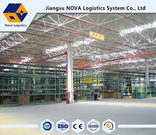 Nova Standard Selective Pallet Rack for Warehouse Storage