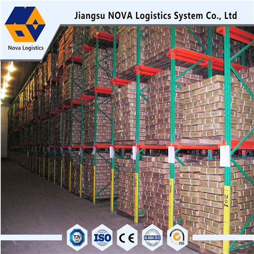 Storage Rack Drive in Racking From Nova Logistics