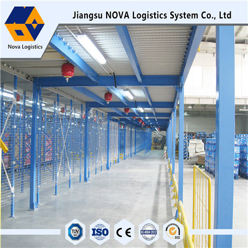 Extremely Heavy Duty Storage Platform with High Space to Save Goods