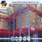 Electrastic Powder Coating Push Back Rack with Ce Certificated