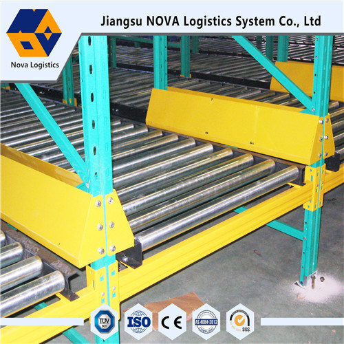 Heavy Duty Steel Gravity Pallet Racking From China