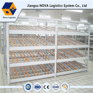 Medium Duty Flow Through Racking From China Manufacturer