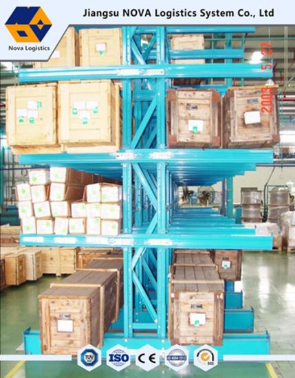 Heavy Duty Single and Double Arm Cantilever Rack