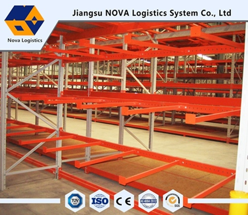 Heavy Duty Warehouse Storage Adjustable Pallet Rack