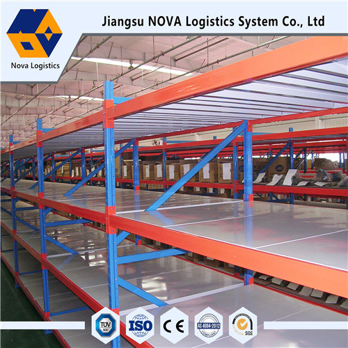 Durable and Well Sold Longspan Racking with Shelves