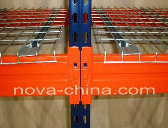 Metal Wire Mesh Deck for Shelving Rack