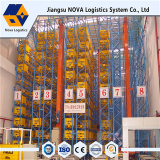 Heavy Duty Automated Storage and Retrieval System