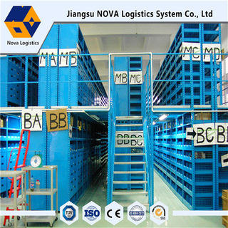 Medium Duty Racking Flooring System Mezzanine and Platform