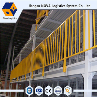 Heavy Duty Steel Structure Platform for Storage System