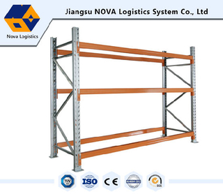 Cold Room Warehouse Metal Pallet Racking