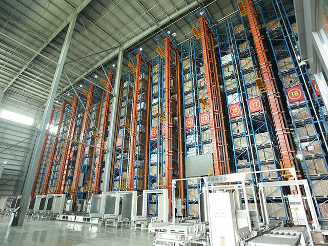 Asrs System From China Manufacturer Nova