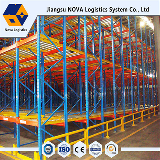 Heavy Duty Gravity Rollers Rack for Pallet Racking