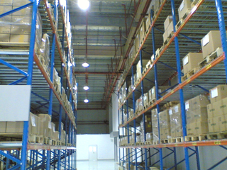 Chinese Warehouse Selective Pallet Racking